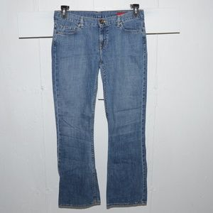 X2 by Express boot womens jeans size 10 x 32 7562